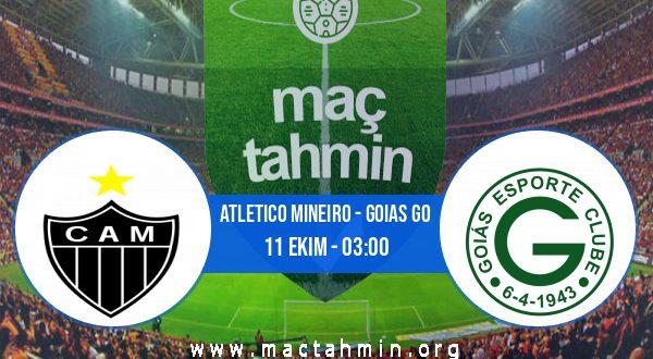 Atletico Mineiro - Goias GO İddaa Analizi ve Tahmini 11 Ekim 2020