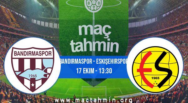 Bandırmaspor - Eskişehirspor İddaa Analizi ve Tahmini 17 Ekim 2020