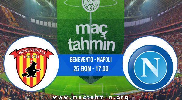 Benevento - Napoli İddaa Analizi ve Tahmini 25 Ekim 2020