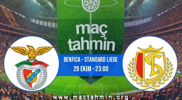 Benfica - Standard Liege İddaa Analizi ve Tahmini 29 Ekim 2020