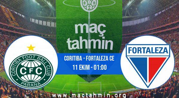Coritiba - Fortaleza CE İddaa Analizi ve Tahmini 11 Ekim 2020