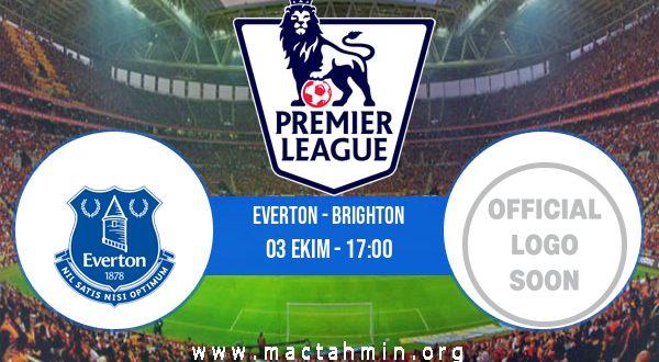 Everton - Brighton İddaa Analizi ve Tahmini 03 Ekim 2020