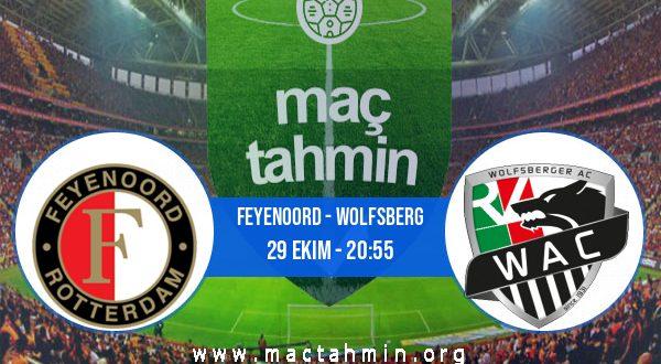 Feyenoord - Wolfsberg İddaa Analizi ve Tahmini 29 Ekim 2020