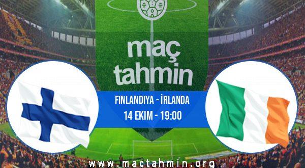 Finlandiya - İrlanda İddaa Analizi ve Tahmini 14 Ekim 2020