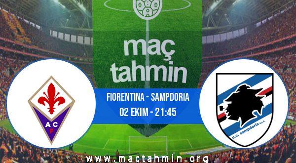 Fiorentina - Sampdoria İddaa Analizi ve Tahmini 02 Ekim 2020