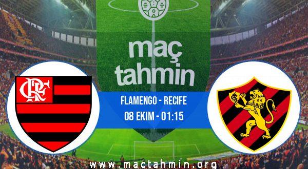 Flamengo - Recife İddaa Analizi ve Tahmini 08 Ekim 2020