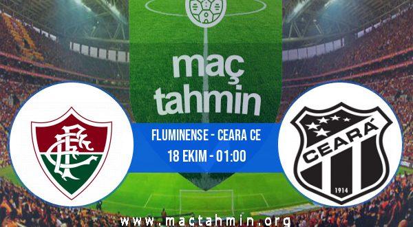 Fluminense - Ceara CE İddaa Analizi ve Tahmini 18 Ekim 2020