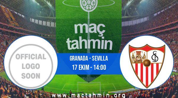 Granada - Sevilla İddaa Analizi ve Tahmini 17 Ekim 2020