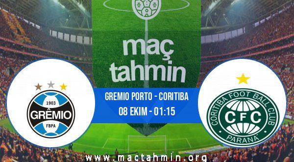 Gremio Porto - Coritiba İddaa Analizi ve Tahmini 08 Ekim 2020