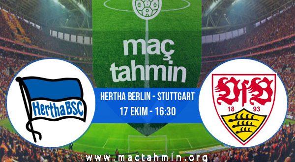 Hertha Berlin - Stuttgart İddaa Analizi ve Tahmini 17 Ekim 2020