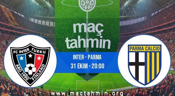 Inter - Parma İddaa Analizi ve Tahmini 31 Ekim 2020