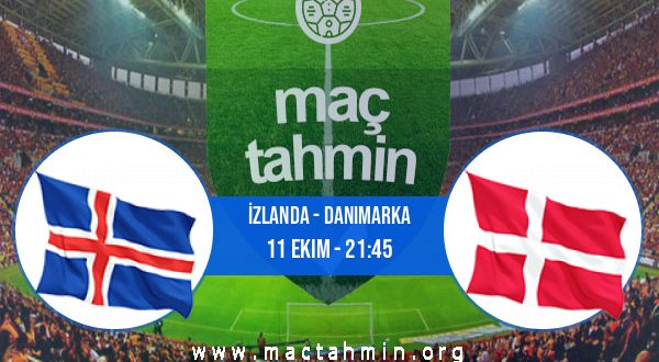 İzlanda - Danimarka İddaa Analizi ve Tahmini 11 Ekim 2020
