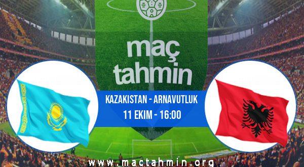 Kazakistan - Arnavutluk İddaa Analizi ve Tahmini 11 Ekim 2020