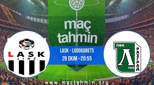 LASK - Ludogorets İddaa Analizi ve Tahmini 29 Ekim 2020