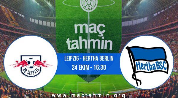 Leipzig - Hertha Berlin İddaa Analizi ve Tahmini 24 Ekim 2020