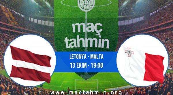 Letonya - Malta İddaa Analizi ve Tahmini 13 Ekim 2020