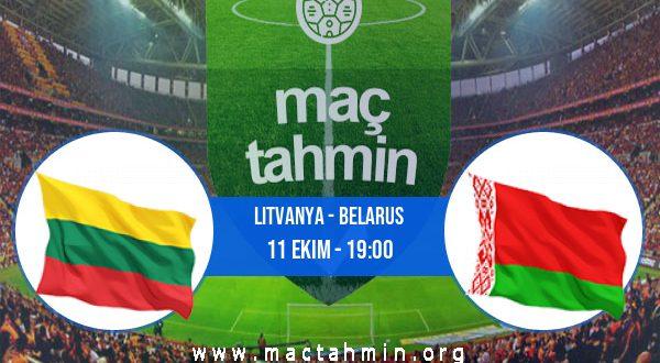 Litvanya - Belarus İddaa Analizi ve Tahmini 11 Ekim 2020