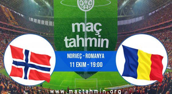 Norveç - Romanya İddaa Analizi ve Tahmini 11 Ekim 2020
