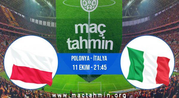 Polonya - İtalya İddaa Analizi ve Tahmini 11 Ekim 2020