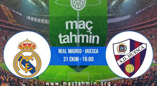 Real Madrid - Huesca İddaa Analizi ve Tahmini 31 Ekim 2020