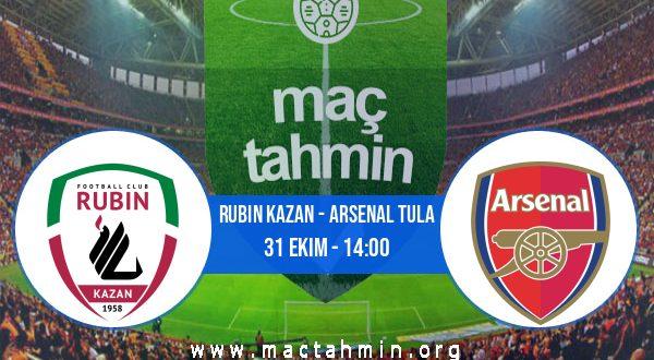 Rubin Kazan - Arsenal Tula İddaa Analizi ve Tahmini 31 Ekim 2020