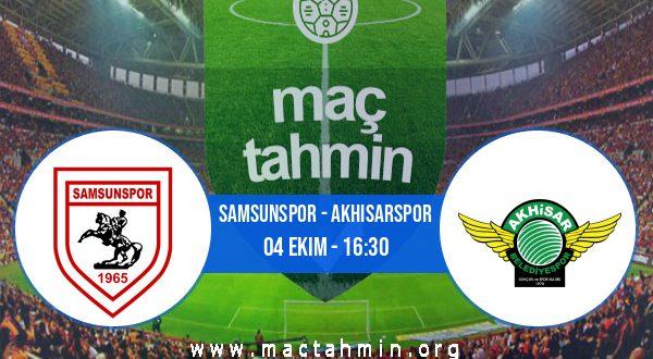 Samsunspor - Akhisarspor İddaa Analizi ve Tahmini 04 Ekim 2020