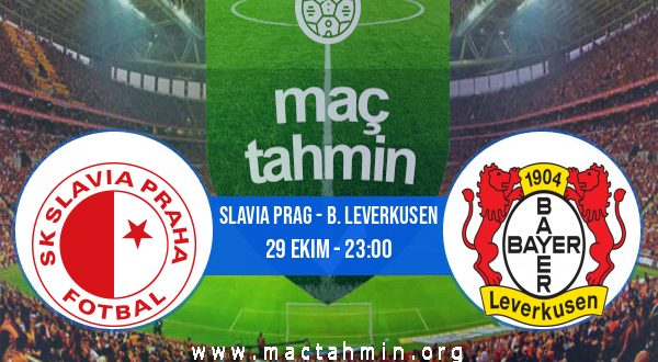 Slavia Prag - B. Leverkusen İddaa Analizi ve Tahmini 29 Ekim 2020
