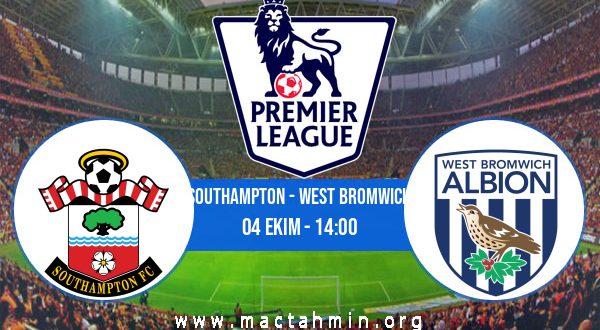 Southampton - West Bromwich İddaa Analizi ve Tahmini 04 Ekim 2020