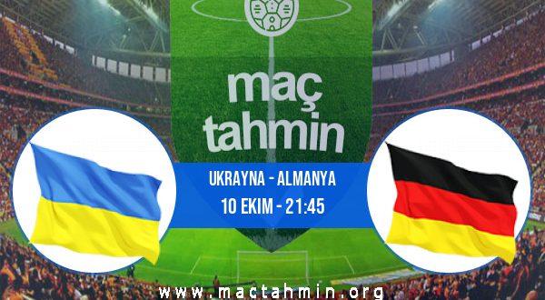 Ukrayna - Almanya İddaa Analizi ve Tahmini 10 Ekim 2020