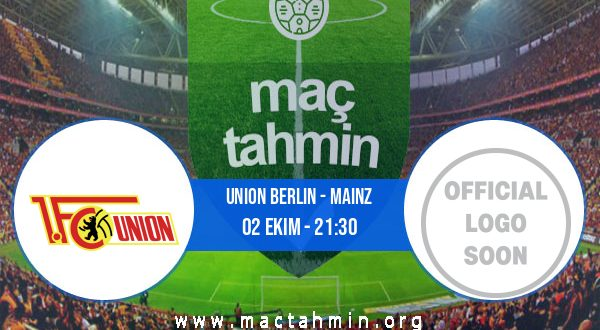 Union Berlin - Mainz İddaa Analizi ve Tahmini 02 Ekim 2020
