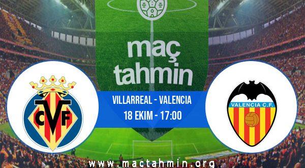 Villarreal - Valencia İddaa Analizi ve Tahmini 18 Ekim 2020