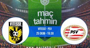 Vitesse - PSV İddaa Analizi ve Tahmini 25 Ekim 2020
