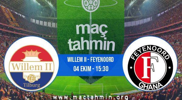 Willem II - Feyenoord İddaa Analizi ve Tahmini 04 Ekim 2020