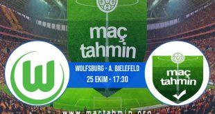Wolfsburg - A. Bielefeld İddaa Analizi ve Tahmini 25 Ekim 2020
