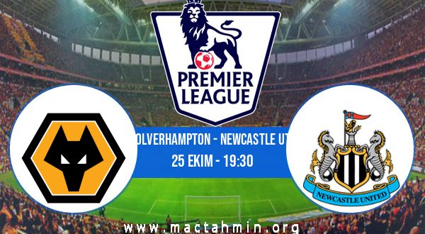 Wolverhampton - Newcastle Utd İddaa Analizi ve Tahmini 25 Ekim 2020