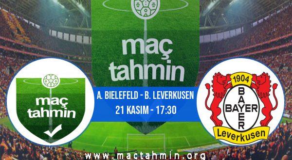 A. Bielefeld - B. Leverkusen İddaa Analizi ve Tahmini 21 Kasım 2020