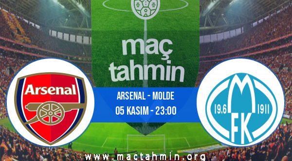 Arsenal - Molde İddaa Analizi ve Tahmini 05 Kasım 2020