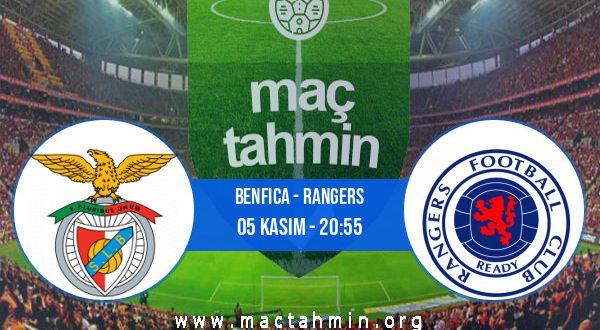 Benfica - Rangers İddaa Analizi ve Tahmini 05 Kasım 2020