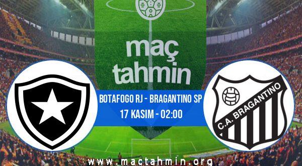 Botafogo RJ - Bragantino SP İddaa Analizi ve Tahmini 17 Kasım 2020