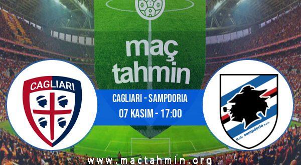 Cagliari - Sampdoria İddaa Analizi ve Tahmini 07 Kasım 2020