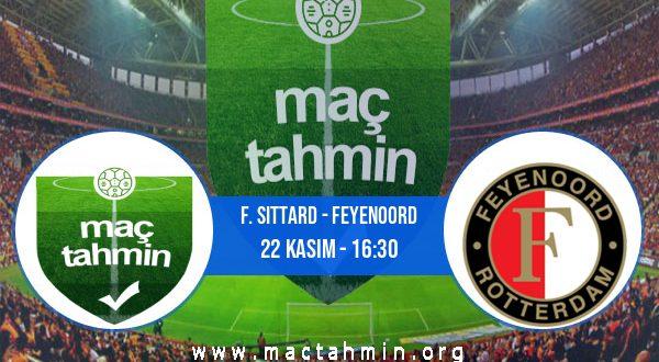 F. Sittard - Feyenoord İddaa Analizi ve Tahmini 22 Kasım 2020