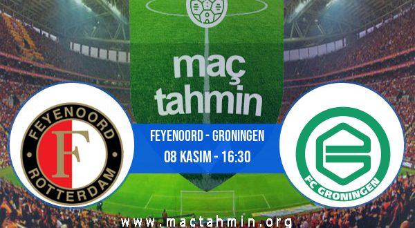 Feyenoord - Groningen İddaa Analizi ve Tahmini 08 Kasım 2020