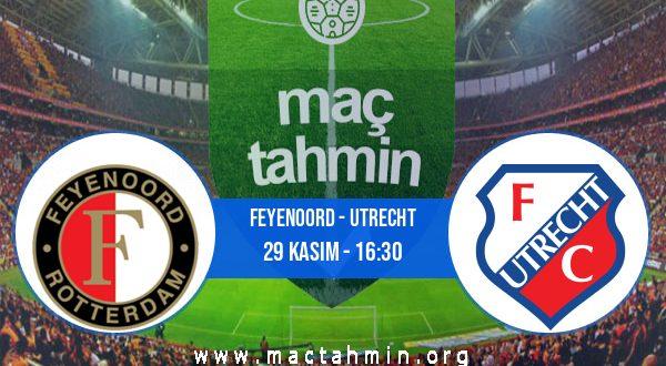 Feyenoord - Utrecht İddaa Analizi ve Tahmini 29 Kasım 2020