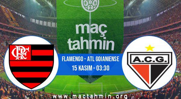 Flamengo - Atl Goianiense İddaa Analizi ve Tahmini 15 Kasım 2020