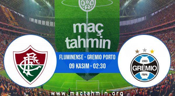 Fluminense - Gremio Porto İddaa Analizi ve Tahmini 09 Kasım 2020