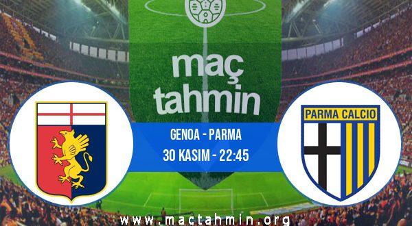 Genoa - Parma İddaa Analizi ve Tahmini 30 Kasım 2020