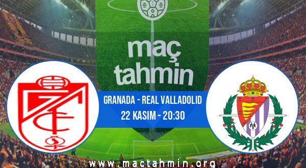 Granada - Real Valladolid İddaa Analizi ve Tahmini 22 Kasım 2020