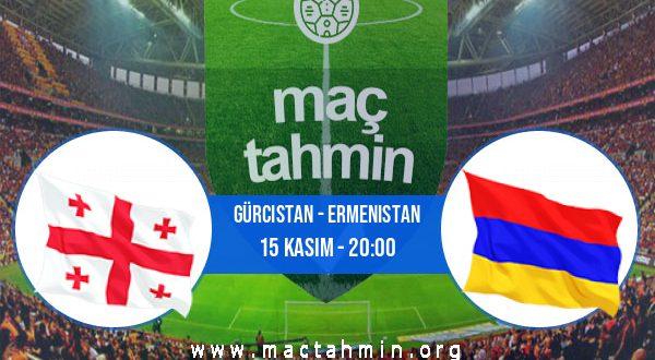 Gürcistan - Ermenistan İddaa Analizi ve Tahmini 15 Kasım 2020