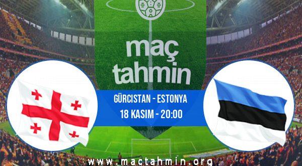 Gürcistan - Estonya İddaa Analizi ve Tahmini 18 Kasım 2020