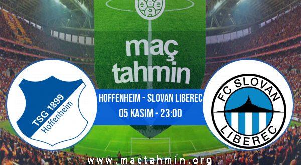 Hoffenheim - Slovan Liberec İddaa Analizi ve Tahmini 05 Kasım 2020